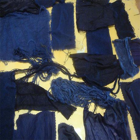 Tekstilfarvning med planter - modul 1